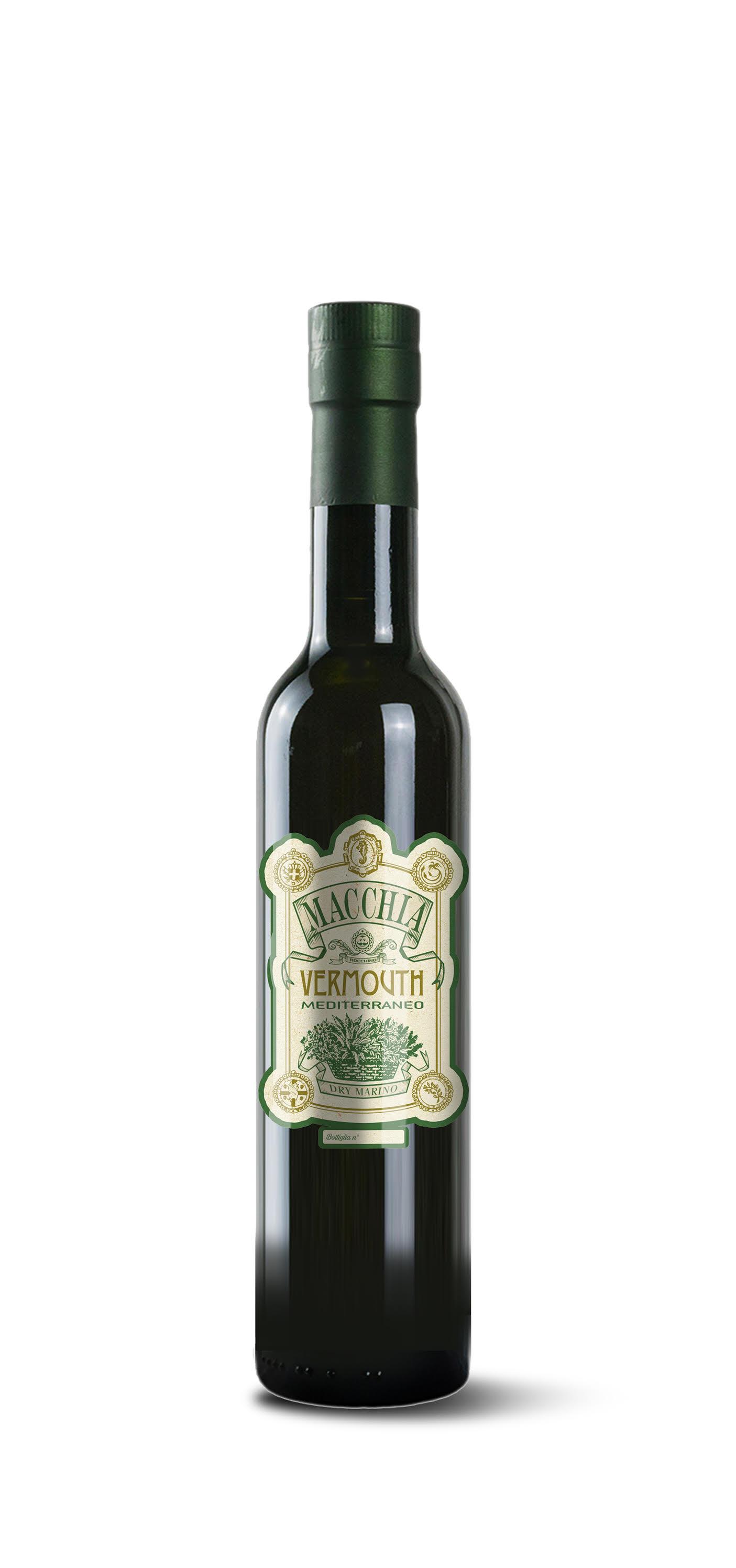 Dry Vermouth  Marino