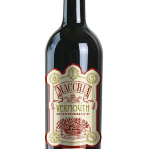 Vermouth Rosso Al Mirto